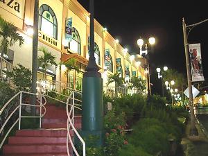 ザ・プラザの夜景