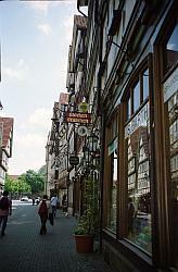 ハンミュンデンの街並み