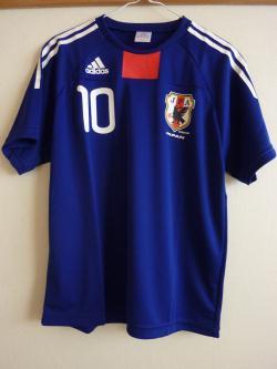 日本代表Tシャツ