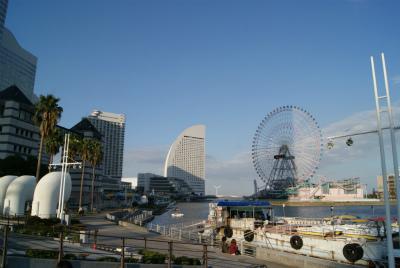 横浜といえばこの風景