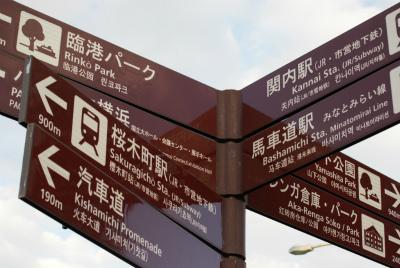 どの方角も観光名所