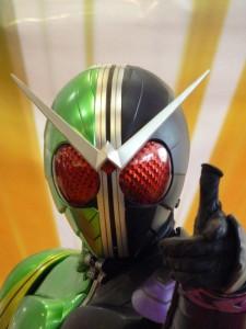 仮面ライダーW「さぁ、お前の罪を数えろ!」