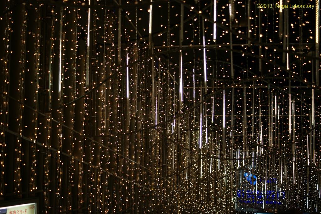 新宿テラスシティ・イルミネーション2013-2014・その3