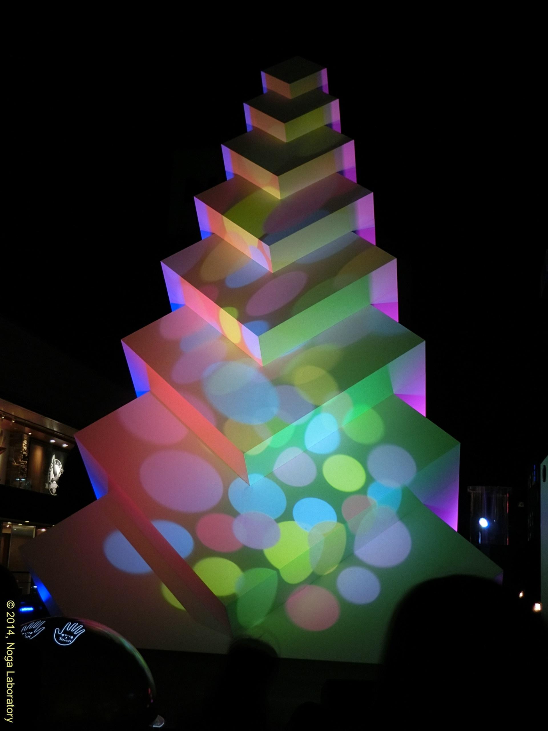 新宿テラスシティ・イルミネーション2014-2015・その10